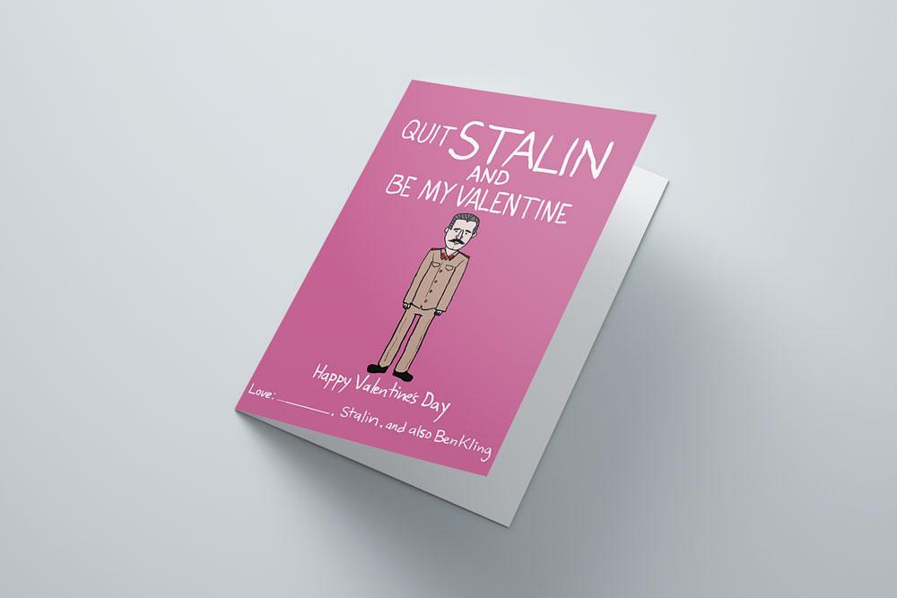 Stalin-Valentines